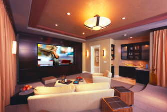 Create your own personal home theatre